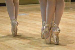 Metatarsalgie Balletttänzerin
