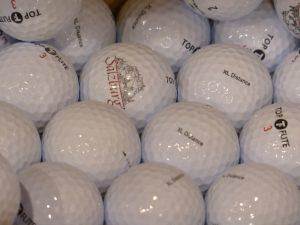 Golfbälle Zeitmanagement