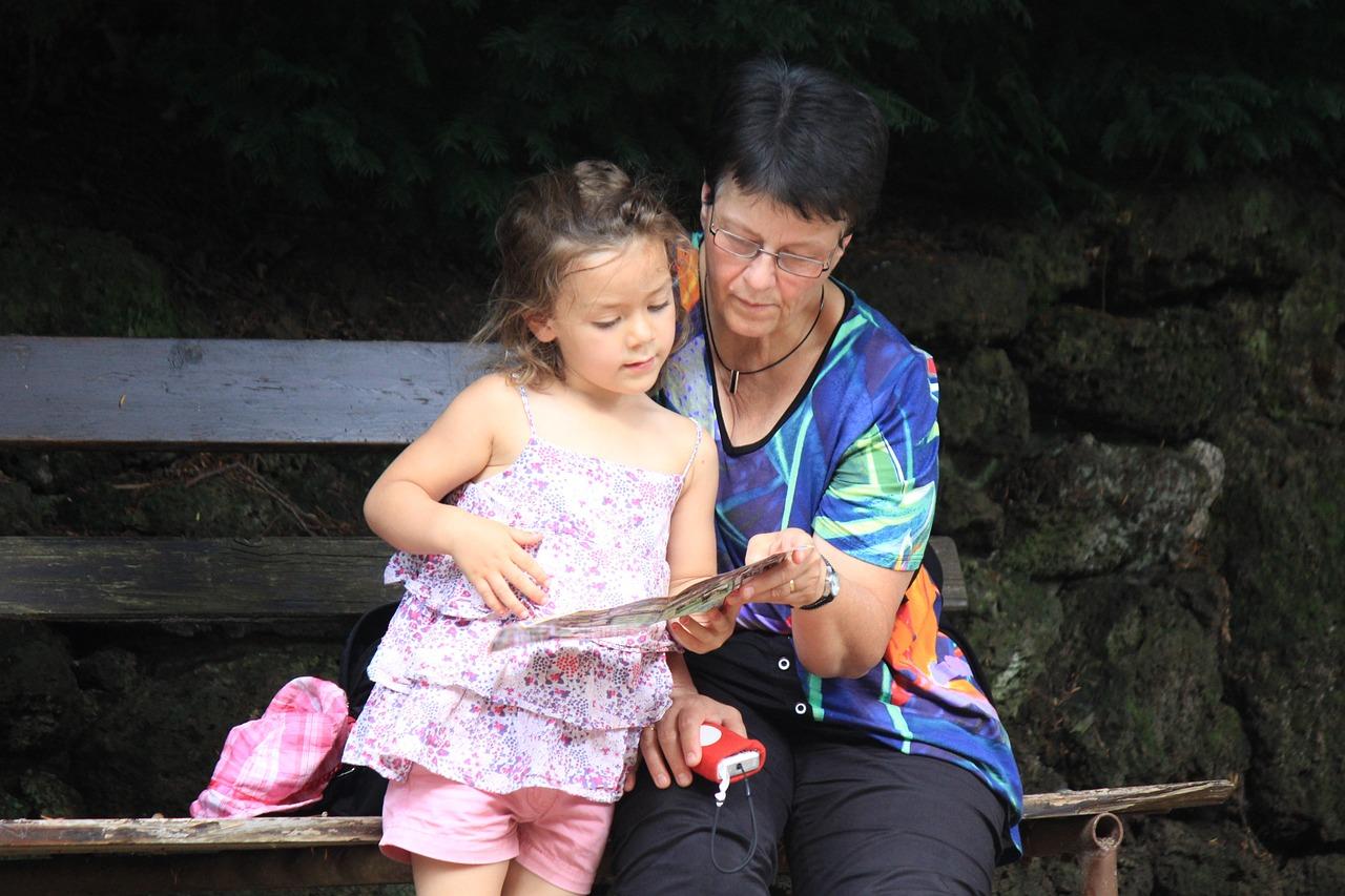 Granny-Au-pair