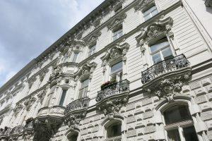 Wien Fassade